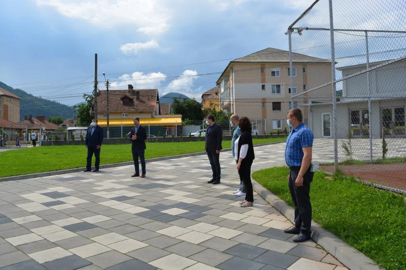6-4 Ziua Drapelului Național sărbătorită și la Cugir