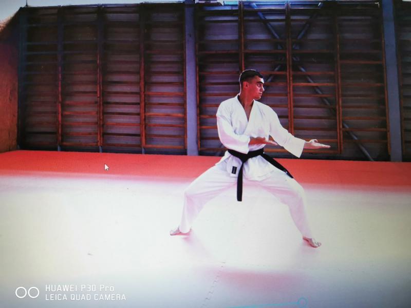 Turneu online de karate organizat de ACS Karate Forever Alba Iulia