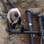 Lucrari amânate la o importantă aducțiune de apă din județul Alba!!!