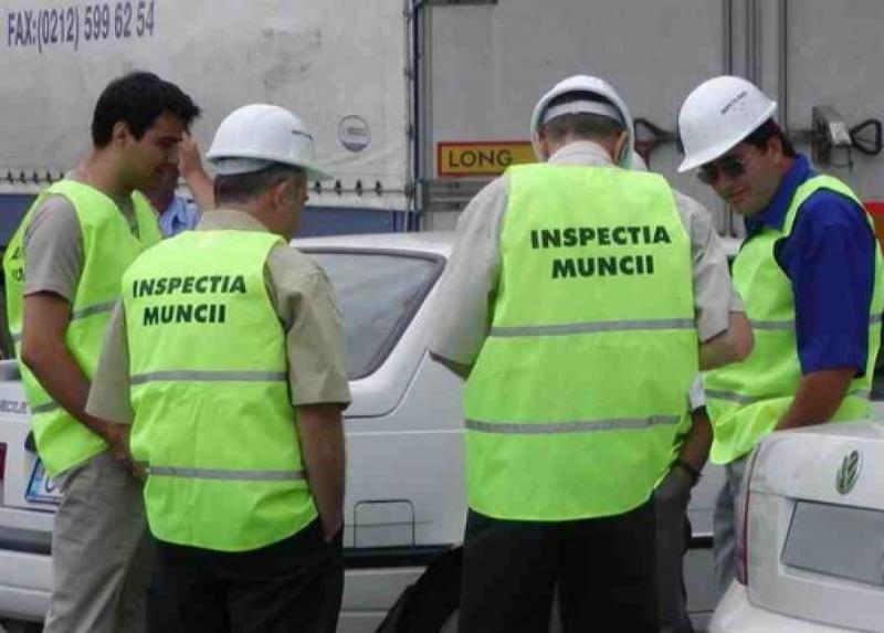 Amenzi în valoare de 45800 de lei în urma controalelor inspectorilor ITM Alba la mai multe firme din județ