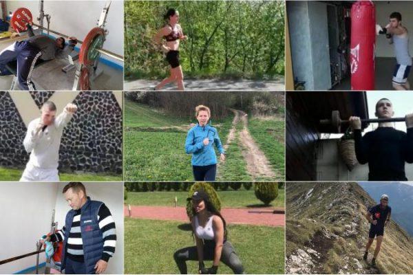 Sportivii CS Unirea Alba Iulia au reluat antrenamentele în baze sportive după pregătirea la domiciliu