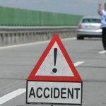 Circulație întreruptă pe Autostrada A1 Sibiu - Deva, la kilometrul 304 din cauza unui accident rutier