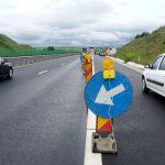 Circulație restricționată pe Autostrada A1 din cauza unui eveniment rutier!!!