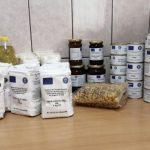 Anunț privind distribuirea pachetelor cu ajutoare alimentare persoanelor defavorizate din municipiul Sebeș