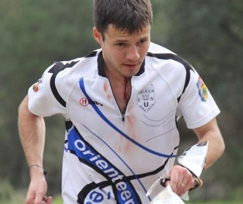 Bogya Tamas, sportiv al CS Unirea Alba Iulia, a câștigat competiția internațională Transylvania Open la orientare