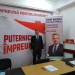 Consilierul local PSD, Radu Cristian și-a anunțat oficial candidatura pentru funcția de primar al municipiului Sebeș