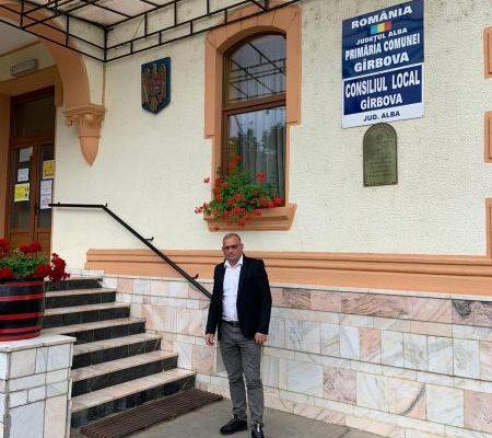 Prezentarea și programul domnului Muntean Ioan, candidatul PSD Alba la funcția de primar al comunei Gârbova