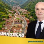 Constantin Jinar, primarul comunei Șugag: ''Vreau să dezvoltăm comuna pe toate planurile şi să avem aceleaşi condiţii de trai precum în localităţile urbane.''
