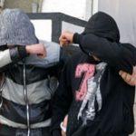 Polițiștii din Sebeș au reținut doi tineri care s-au bătut pe stradă