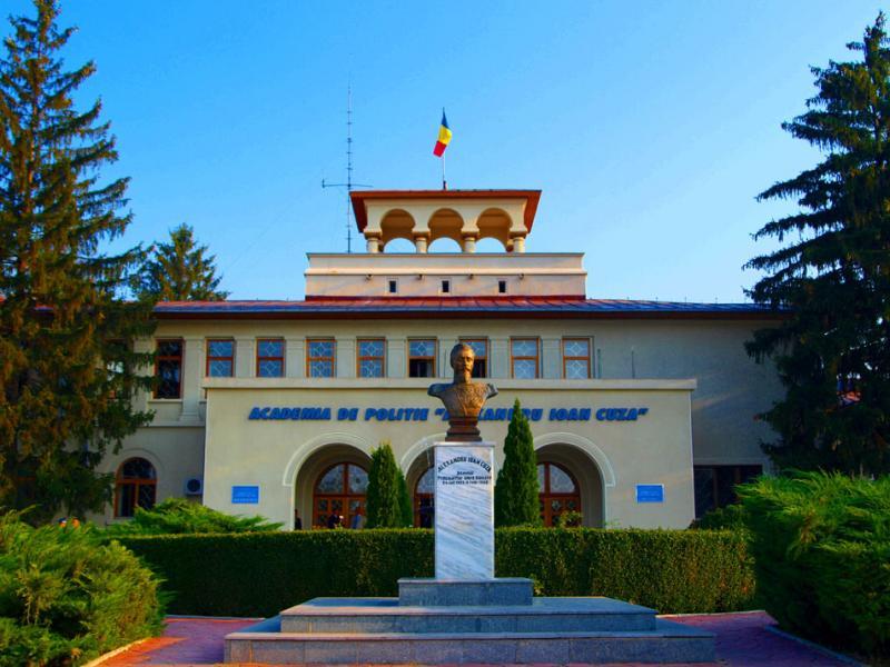 """A început selecția pentru concursul de admitere în Academia de Poliție """"Alexandru Ioan Cuza"""" din București"""