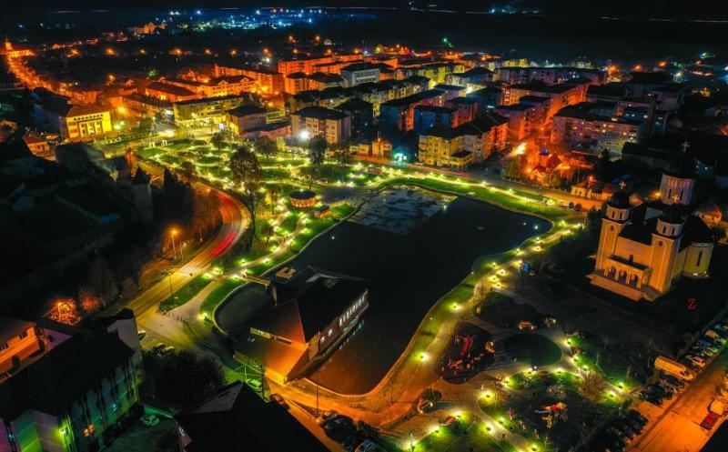 Internet gratuit pentru mai multe locații din Sebeș, Petrești, Lancrăm și Răhău