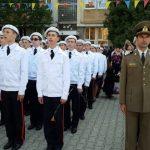 """120 de elevi din 24 de județe și municipiul București, admiși în Colegiul Național Militar """"Mihai Viteazul"""""""