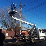 Alba Iulia - Un nou posibil furt de energie electrică, cercetat de polițiști