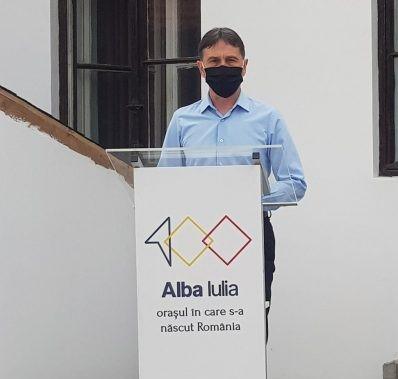 Oficial – Ion Dumitrel va candida din nou pentru funcția de președinte al Consiliului Județean Alba