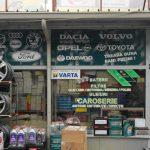 12 comercianți de piese auto verificați de polițiști și de specialiștii Gărzii de Mediu Alba