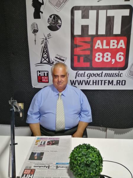 Interviu cu domnul Andrei Socaci, candidat la funcția de primar al comunei ÎNTREGALDE