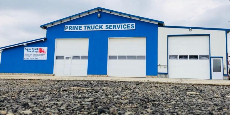 Prime Truck Service angajează șef de service