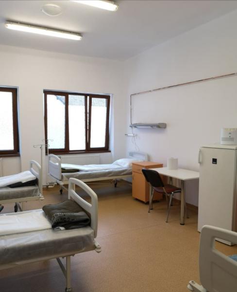 spital1 Investiții importante pentru pacienții cu COVID-19, la secția de Boli Infecțioase a SJU Alba Iulia