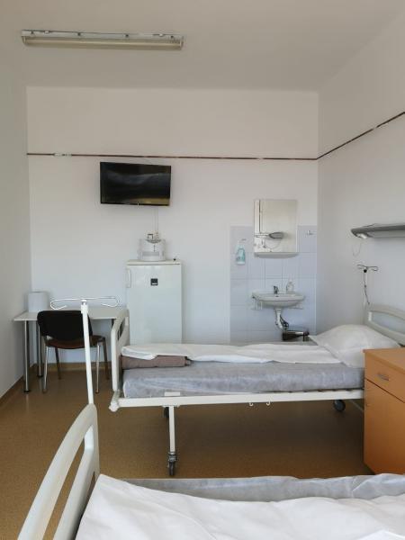 spital3 Investiții importante pentru pacienții cu COVID-19, la secția de Boli Infecțioase a SJU Alba Iulia