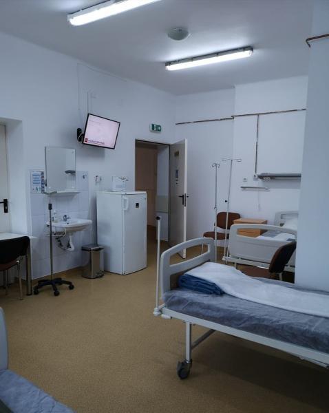 spital7 Investiții importante pentru pacienții cu COVID-19, la secția de Boli Infecțioase a SJU Alba Iulia
