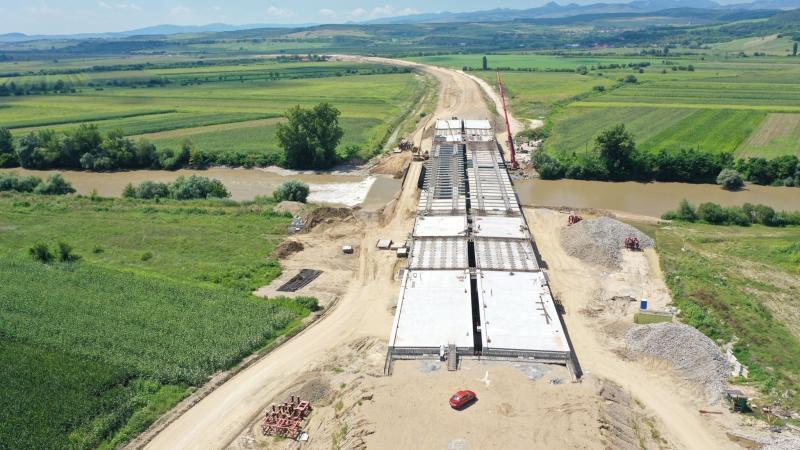 """Asociația """"Pro Infrastructură"""":""""Este greu de crezut că tronsonul 2 al Autostrăzii Sebeș-Turda va fi finalizat chiar și în anul 2021"""""""