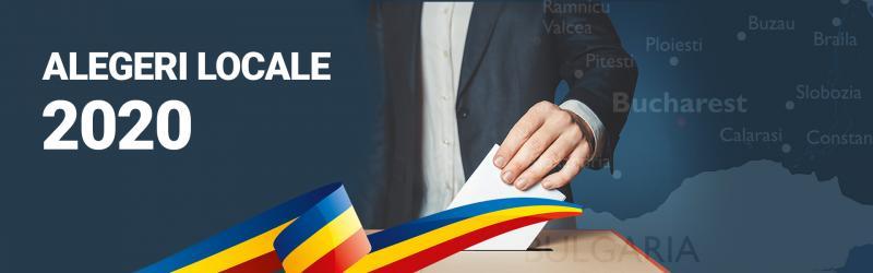 Start în campania electorală pentru alegerile locale 2020!