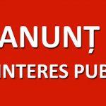 În atenția cetățenilor comunei Pianu!!!
