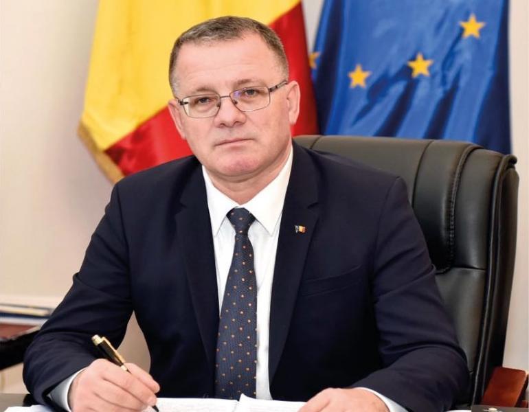 Vizită de lucru a ministrului Agriculturii, Nechita-Adrian Oros în județul Alba