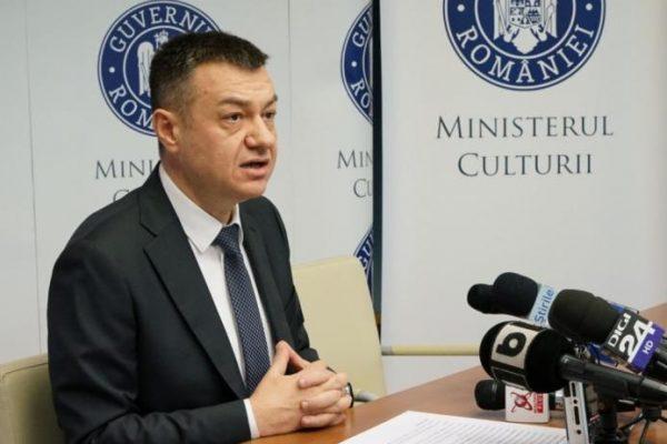 Sâmbătă, 8 august, ministrul culturii, Bogdan Gheorghiu va efectua o vizită de lucru în judeţul Alba