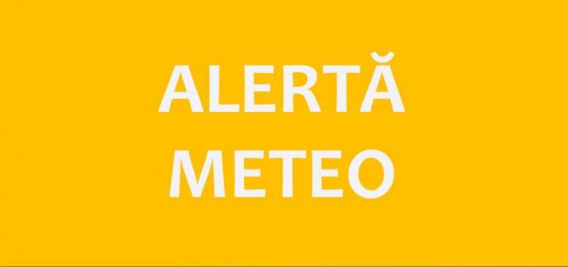 Județul Alba, din nou sub avertizare Cod Galben de instabilitate atmosferică temporar accentuată