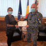 """Omul anului 2019 la Colegiul Național Militar """"Mihai Viteazul"""" din Alba Iulia"""