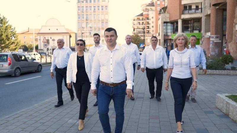 """Echipa PSD pentru Alba Iulia: """"Vom munci pentru creșterea calității vieții, pentru a avea un oraș prosper!"""""""
