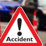Accident rutier provocat de un șofer băut pe strada Calea Moților din Alba Iulia