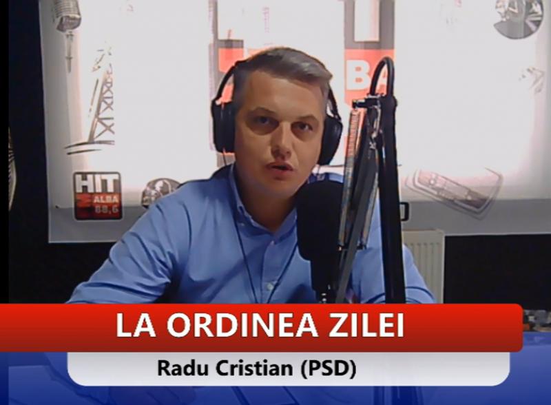 """Radu Cristian, candidatul PSD la primăria Sebeș:""""Avem nevoie de o creșă nouă în Sebeș!"""""""