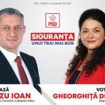 PSD aduce schimbarea în municipiul Aiud!