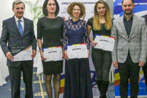 CS Unirea Alba Iulia, patru medalii și eforturi eroice la Campionatele Naționale de Marș