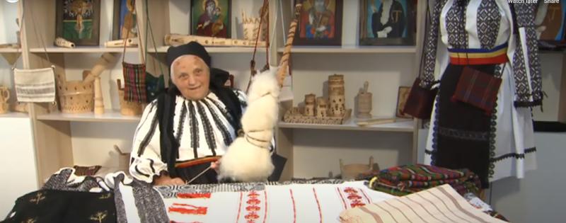 """Patru dintre cele 11 persoane care au primit din partea Ministerului Culturii titlul onorific de """"Tezaur Uman Viu"""" sunt din județul Alba"""