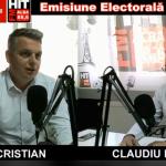 Radu Cristian, candidatul PSD la primăria municipiului Sebeș:''Vreau să fiu un primar pentru cetățeni!''