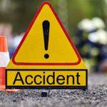 Accident - Un șofer a fost prins între două autobuze în zona gării CFR din Alba Iulia