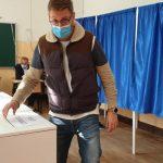 Bogdan Lazăr: Am votat astăzi cu speranța ca 30 de ani au fost de ajuns!