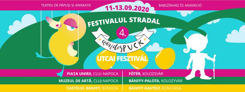 """Teatrul de Păpuși """"Prichindel"""" participă Festivalului Stradal WONDERPUCK, Cluj-Napoca"""