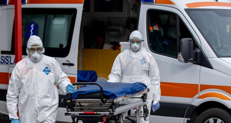 GCS: De la începutul pandemiei 4.748 de români diagnosticați cu COVID-19 au decedat