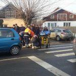 Pieton acroșat de un autoturism la intrarea în localitatea Șilea