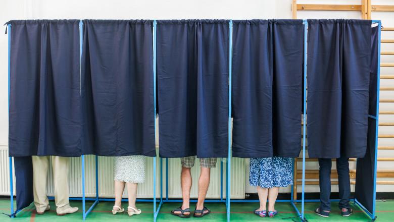 PREZENȚA la vot ora 18.00 în ALBA, 41,27%