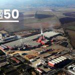 MDF 50 – 5 decenii neîntrerupte pe linia de producție la Sebeș
