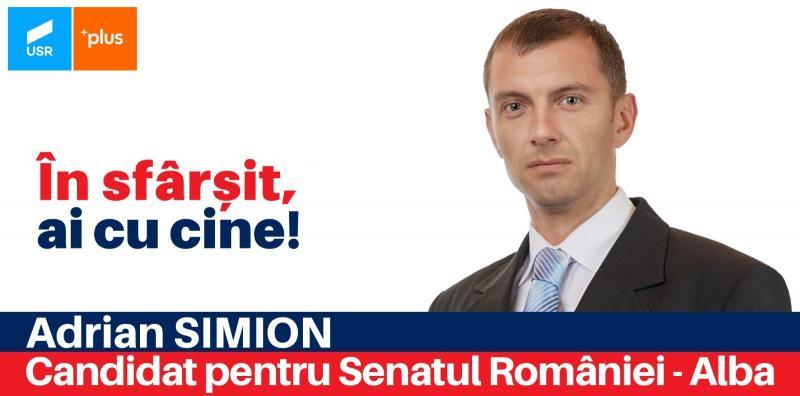 """Adrian SIMION:""""Dezvoltarea educației – o șansă reală pentru România!"""""""