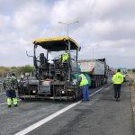 Noi lucrări de amploare pe autostrada A1! (foto)