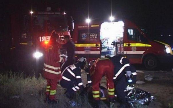 Tragedie! Un bărbat a murit după de a fost acroșat de un autoturism pe DN75!