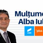USR – PLUS:''Albaiulienii hotărăsc majoritatea în Consiliul Local'' - prima consultare cetățenească din România pentru o decizie politică