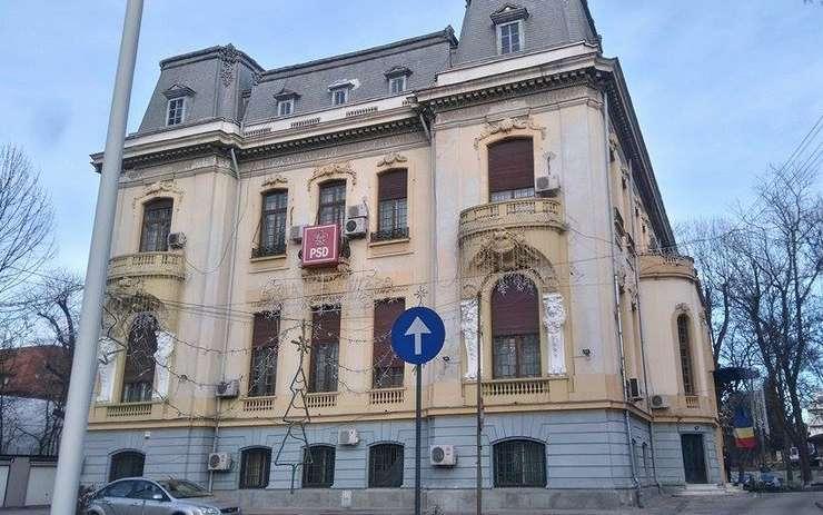 Ședință a Consiliului Politic Naţional al PSD pentru validarea listelor cu candidaţii pentru alegerile parlamentare
